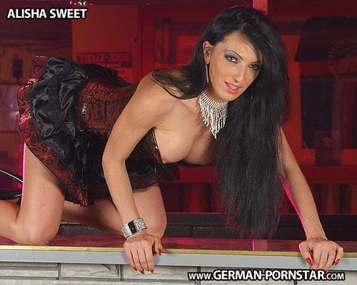 Alisha Sweet Biographie