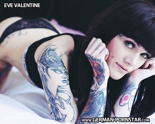 Eve Valentine Biographie