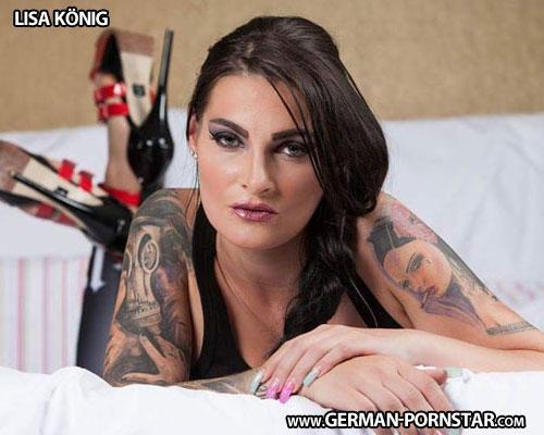 Lisa König Biographie
