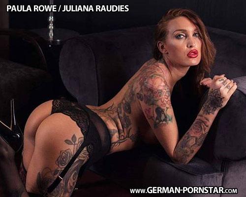 Paula Rowe Biographie