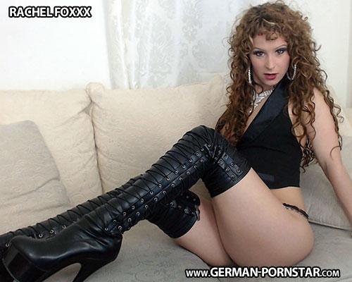 Rachel Foxxx Biographie
