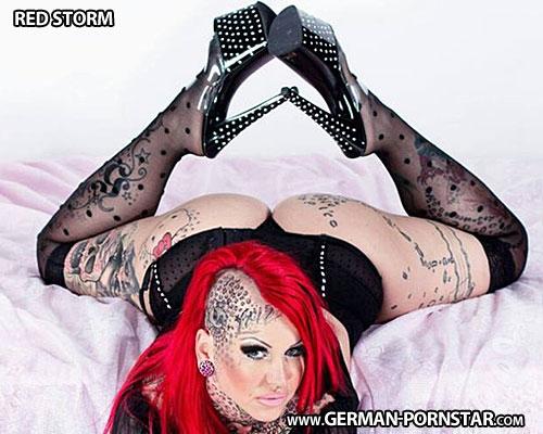 Redstorm Porn