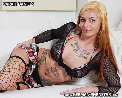 Sarah Daniels Biographie