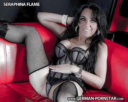 Seraphina Flame Biographie