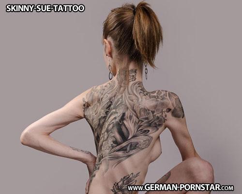 Skinny Sue Tattoo Biographie