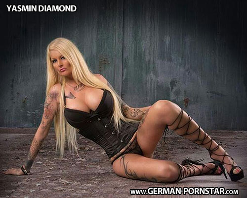 Yasmin Diamond Biographie