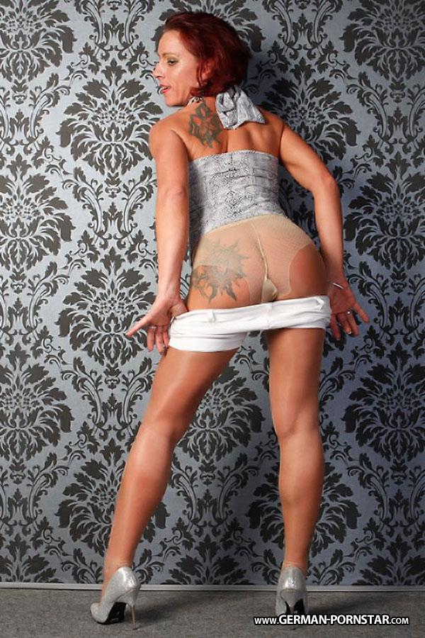 German Pornstar Silke Maiden fucked hard