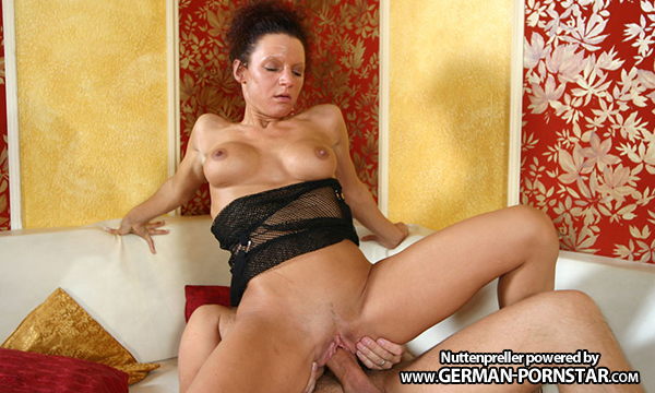 image Hot german amateur in black sto 1fuckdatecom