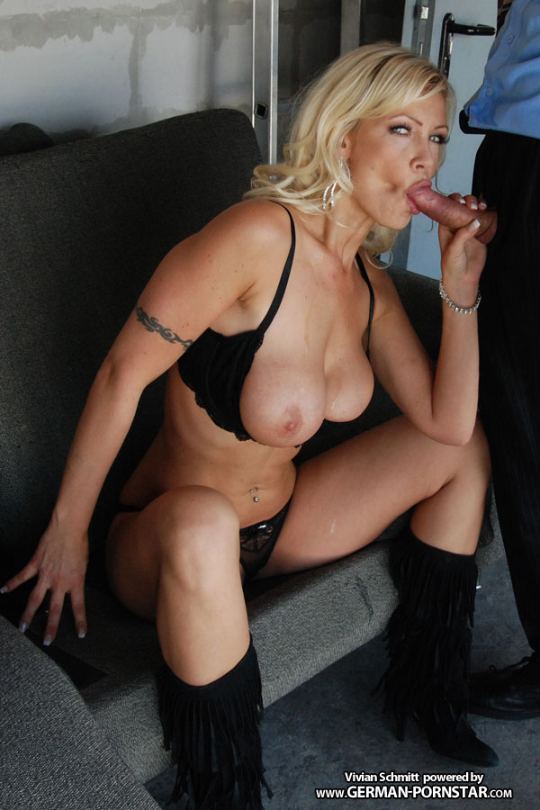German milf pornstar