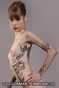 Skinny Sue Tattoo